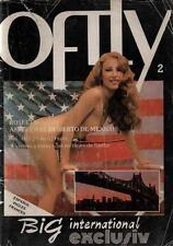 OFTLY # 2 / MIKA BARTHEL BARTEL 31 pages photo set!!! International magazine