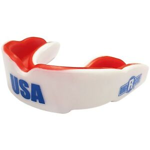 New Ringside MMA Boxing Kickboxing Deluxe Mouthguard Mouth Guard - USA