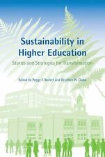 Sustainability in Higher Education: Stories and Strategies for Transformation (