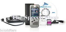 Philips DPM6700 Pocket Memo Dictation and Transcription Set *BNIB*