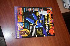 Magazine - Consoles + Plus - numéro 37-  Novembre 1994 - batman super nintendo