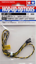 Tamiya 54011 Yellow LED Light 5mm Gialli modellismo