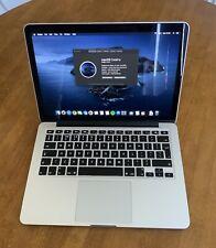 Apple MacBook Pro Retina 13 inch Laptop - Late 2013