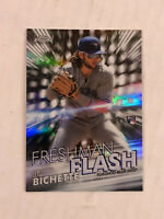 BO BICHETTE 2020 Topps Chrome Freshman Flash SP RC REFRACTOR INSNERT! HUGE SALE
