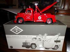1955 Diamond T Tow Truck Texaco Day & Night Towing