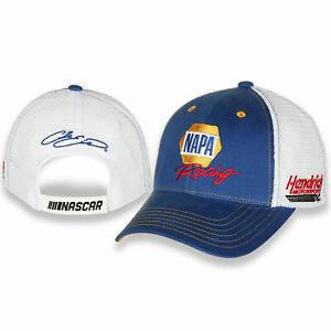 NASCAR CAP Chase Elliott 2021 Napa #9 Racing Sponsor Signature Trucker Hat