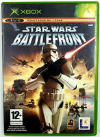 Star Wars Battlefront - Xbox originale - CIB .TBE  - PAL FR