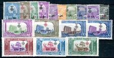 TUNISIE 1923 Yvert 79-95 * TADELLOS SATZ (D9034