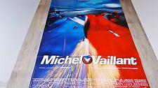 MICHEL VAILLANT !   affiche cinema cars f1 automobile