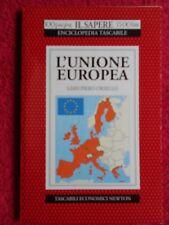 book libro Gian Piero Orsello L'UNIONE EUROPEA 1996 TASCABILI NEWTON (L51) *