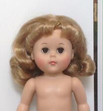 Pretty Hard Plastic Modern Ginny, Dark Golden Blonde Hair & Brown Eyes