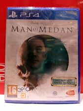The Dark Pictures Anthology : Man of Medan (PlayStation 4, 2019) NUOVO sigill.IT