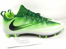 Nike Vapor Untouchable Pro Football Cleat Green/White 833385-301 Size 13 New!