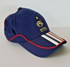 Adidas Official Cap Hat FRANCE FRENCH FOOTBALL FEDERATION FFF FIFA WORLD CUP