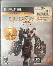 God of War Saga 1, 2, 3  PlayStation 3 PS3 no DLC