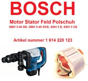 Bosch Feld Motor Polschuh 1614220123   Für GBH 5-40 DE, GBH 5-40 DCE, GSH 5 E