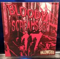 Insane Clown Posse - Bloody Screams of 17 CD Hallowicked 2017 ouija macc esham
