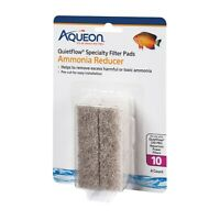 Aqueon QuietFlow Size 10 Ammonia Reducer Filter Pads 4 Pack
