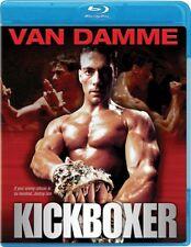 KICKBOXER (1989 Jean Claude Van Damme)  - Blu Ray -  Region free