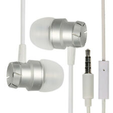 TopRoad Ecouteurs Intra-Auriculaire Super Bass 3,5mm Mini-Jack Microphone SL