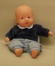 Poupée poupon bébé parleur Corolle 20 cm yeux marron - 1998