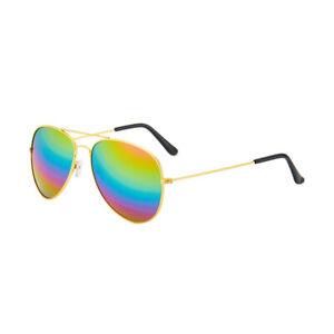 UK Aviators Sunglasses Unisex Shades UV Pilot Classic Vintage Retro Glasses