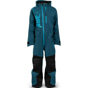509 Stoke Mono Suit Shell Blue Stone