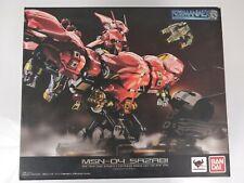BANDAI FORMANIA EX MSN-04 SAZABI Diecast Bust Figure Gundam CCA EX 4549660161011
