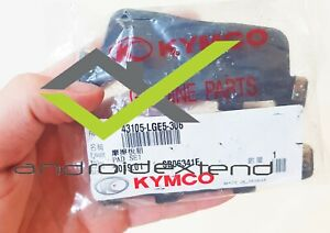 KYMCO DOWNTOWN350 REAR BRAKE PADS