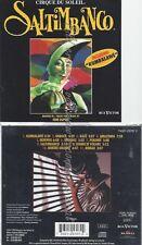 CD--CIRQUE DU SOLEIL UND VARIOUS -KOMPONIST- -- -- SALTIMBANCO