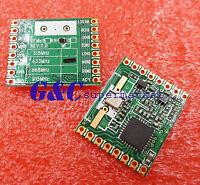 2 X RFM69HW 433Mhz +RFM12B HopeRF Wireless Transceiver (RFM69HW-433S2) Remote/HM