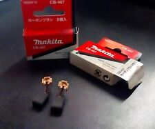 CB-407 Carbon Brush 195007-0 Makita 2set Genuine part for drills