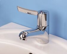 Doc M Disabled Contract Single Lever Sequential Mono Basin Mixer Tap Chrome