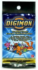 Digimon Cards Animated Series 1 Booster Pack Sealed English 1999