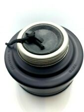 NATO Respirator FILTER Sealed 60 mm Thread Black NEW Vintage GI 200g