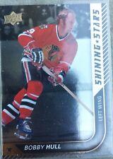 BOBBY HULL 2015-16 Upper Deck Hockey Shining Stars
