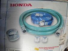 "NOS Honda 2"" Pump Hose Kit Model WX15 124015-1145-CLKT"