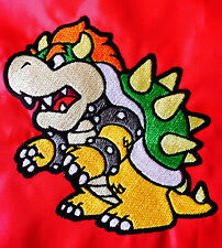 Personalizzata Super Mario'S BOWSER SCHOOL / PE custodia a coulisse