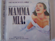 CD  ABBA the musical based the songs of ... MAMA MIA !