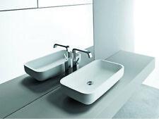 Lavabo d'appoggio Mastella Design PILK lavabo d'appoggio rettangolare SM70