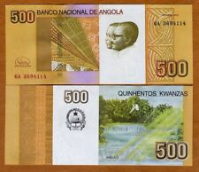 Angola, 500 Kwanzas, 2012, P-155, UNC