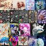 5D Full Drill Diamond Painting Embroidery Cross Crafts Stitch Kit Art Decor DIY