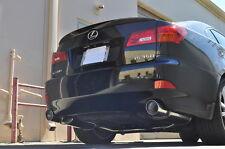 Lexus IS350 IS250 06 07 08 09 00 11 12 13 Tsudo SP2 Version2 Axle back Exhaust