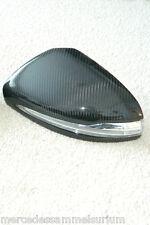 Mercedes Benz Original Außenspiegelkappen Set Carbon W/S/C 205 C Klasse Neu OVP