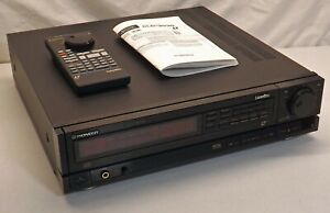 Pioneer Laserdisc Player CLD-3030 - Tested Working - With Original Remote