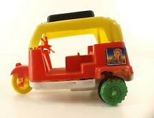 Tuk-tuk RANI Toys Inde rickshaw friction plastic car 14 cm