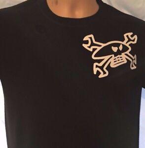 Guy Martin Spanner Skull Retro Inspired T Shirt Isle of Man TT Tee Motorcycle