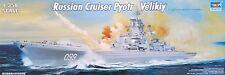 TRUMPETER® 04522 Russian Battle Cruiser Pyotr Velikiy Ex-Yuki Andropov in 1:350