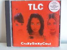 CD ALBUM TLC Crazysexycool 73008