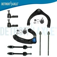 For 2006 2008 Dodge Ram 1500 4x4 5 Lug Upper Control Arm Ball Joint Tie Rod Kit
